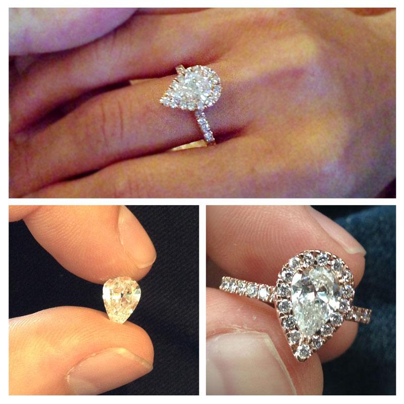 Diamond Wedding Bands  Fine Jewelry  Harry Winston