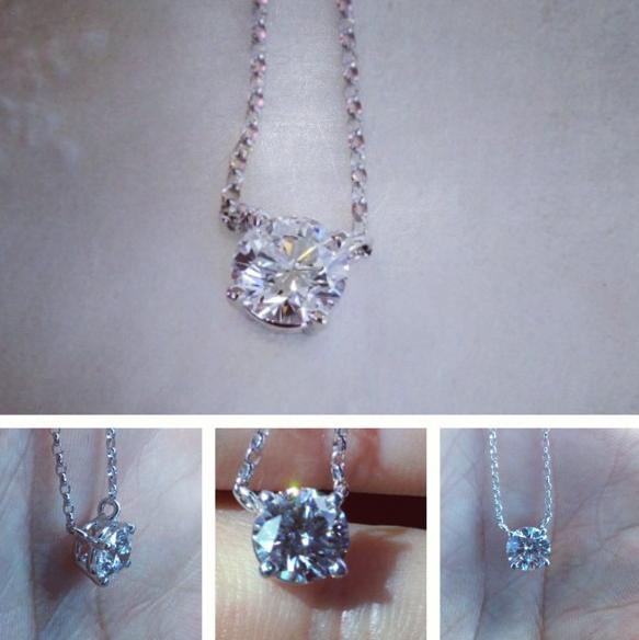 061713 harry winston inspired 12ct diamond pendant diamond guy 061713 harry winston inspired 12ct diamond pendant aloadofball Images